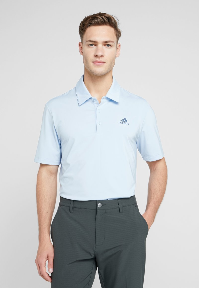 adidas Golf - ULTIMATE365 SOLID - T-shirt sportiva - glow blue