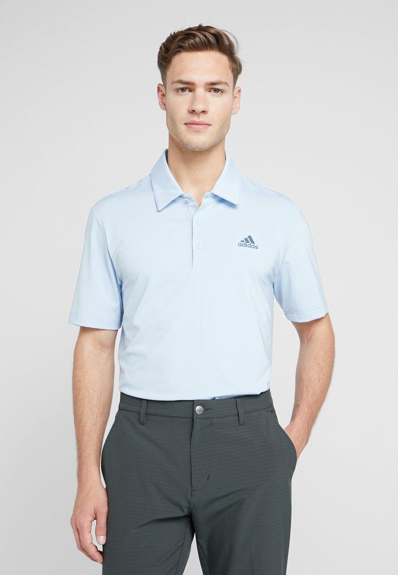 adidas Golf - ULTIMATE365 SOLID - Funktionströja - glow blue