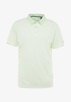 CLIMACHILL TONAL STRIPE - Tekninen urheilupaita - glow green/white