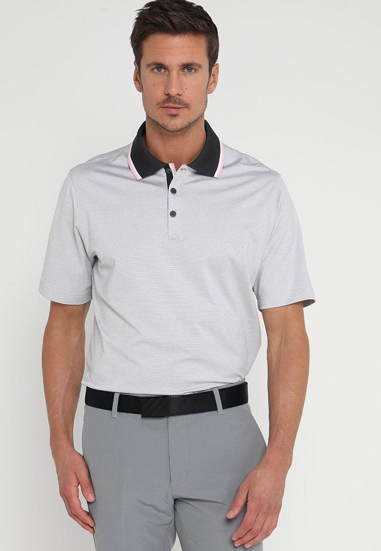 adidas Golf - ADIPURE PREMIUM TWO TONE - Poloshirt - carbon