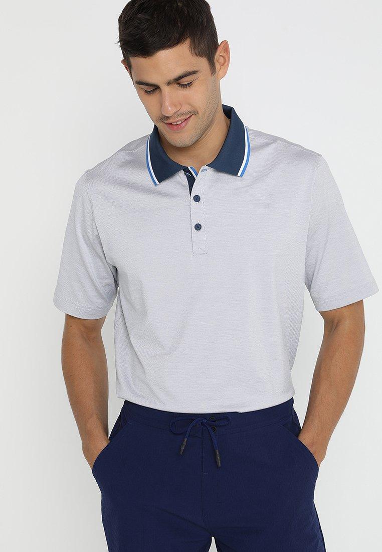 adidas Golf - ADIPURE PREMIUM TWO TONE - Poloskjorter - rich blue