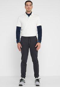 adidas Golf - ADICROSS  - Poloshirts - raw white - 1