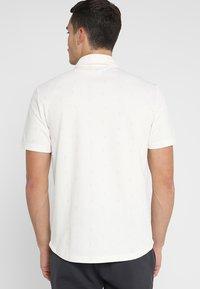 adidas Golf - ADICROSS  - Poloshirts - raw white - 2