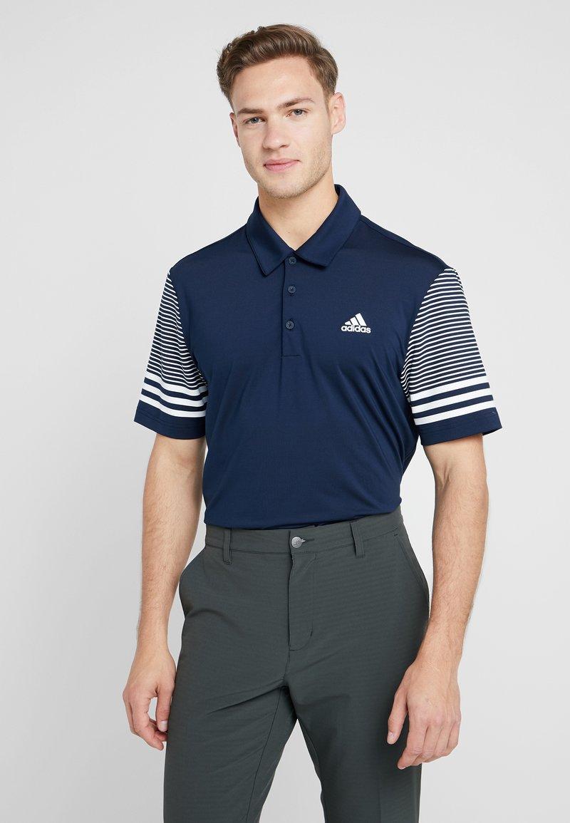 adidas Golf - Piké - collegiate navy