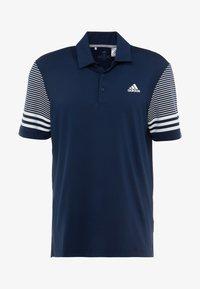 adidas Golf - Piké - collegiate navy - 4