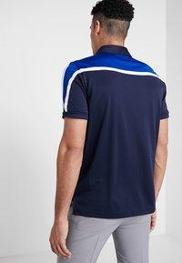 adidas Golf - SERGIO GARCIA 20TH ANNIVERSARY - Polo - navy/white/collegiate royal - 2