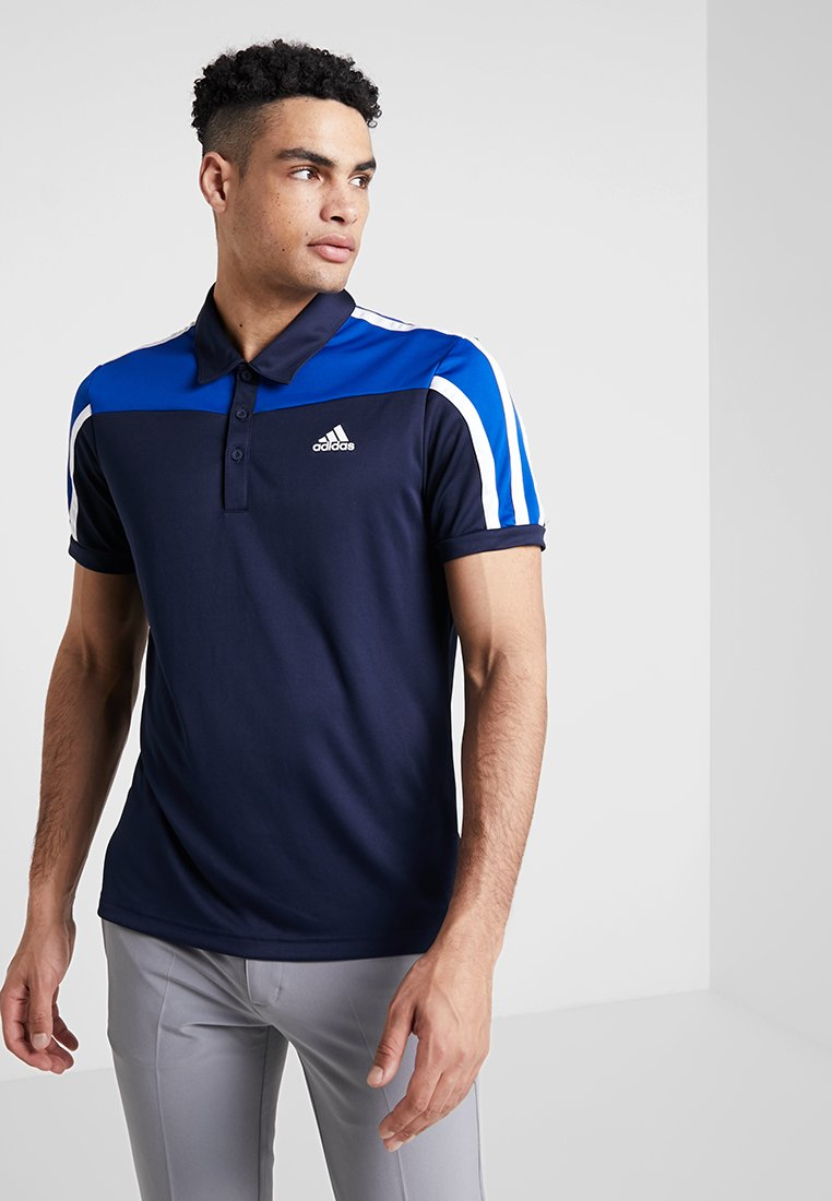 adidas Golf - SERGIO GARCIA 20TH ANNIVERSARY - Polo - navy/white/collegiate royal