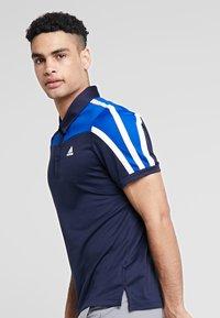 adidas Golf - SERGIO GARCIA 20TH ANNIVERSARY - Polo - navy/white/collegiate royal - 4