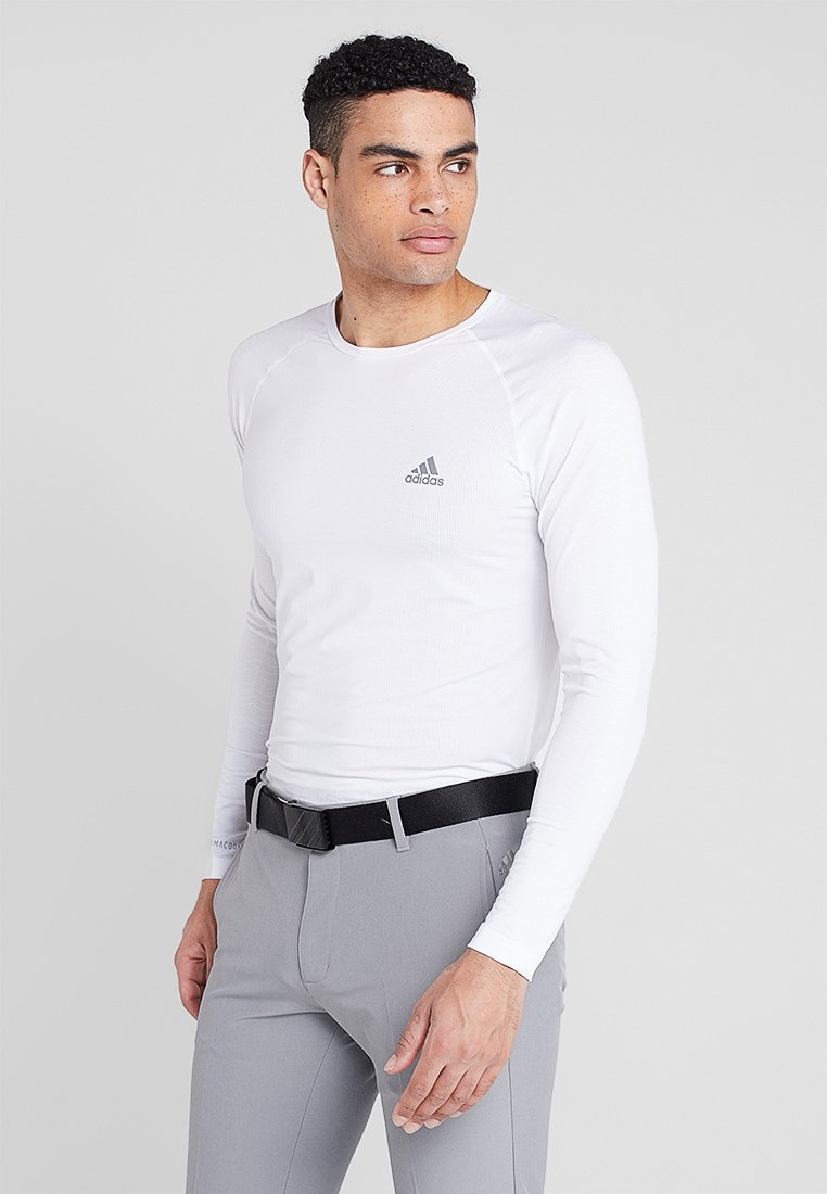 adidas Golf - CLIMACOOL BASELAYER - Funktionsshirt - white