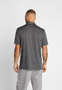 adidas Golf - STRIPE COLLECTION - Koszulka polo - black/grey three - 2