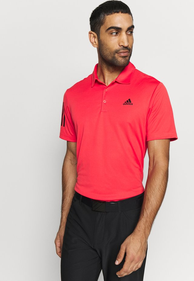 STRIPE BASIC - Polotričko - real coral