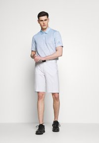 adidas Golf - PARLEY BLOCKED - Polo - easy blue