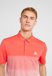 adidas Golf - Funktionstrøjer - real coral/white - 3