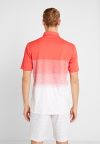 adidas Golf - Funktionstrøjer - real coral/white - 2