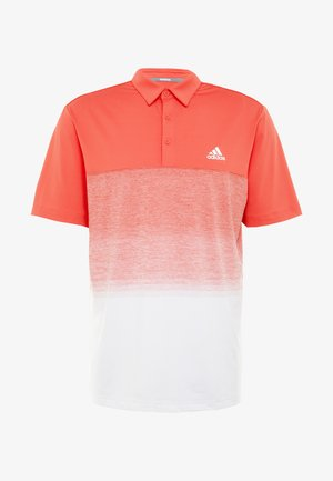 Sports shirt - real coral/white