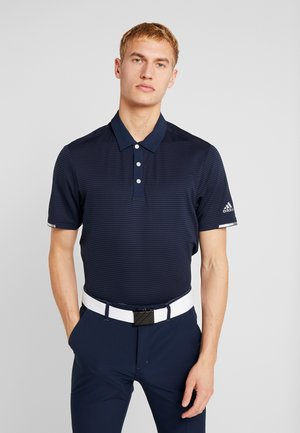 HEAT RDY STRIPE - Sports shirt - collegiate navy/night navy