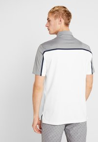 adidas Golf - Poloshirts - white/grey three melange - 2