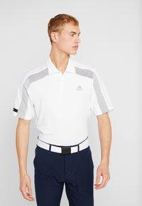adidas Golf - SPORT - Polo - white - 0