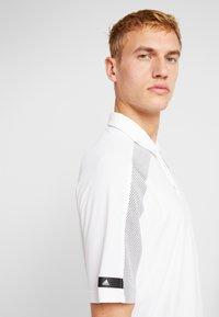 adidas Golf - SPORT - Polo - white - 3