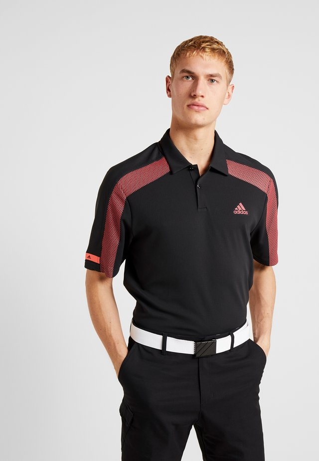 SPORT - Polo shirt - black