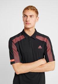 adidas Golf - SPORT - Polotričko - black - 3