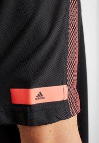 adidas Golf - SPORT - Polotričko - black - 4