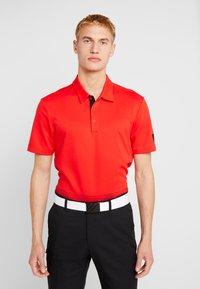 adidas Golf - Polotričko - red - 0