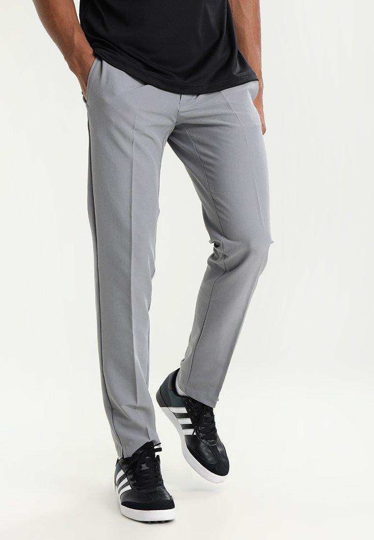 adidas Golf - ULTIMATE 3-STRIPES PANT - Bukse - grey three