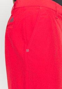 adidas Golf - SHORT - Sportovní kraťasy - real coral - 2