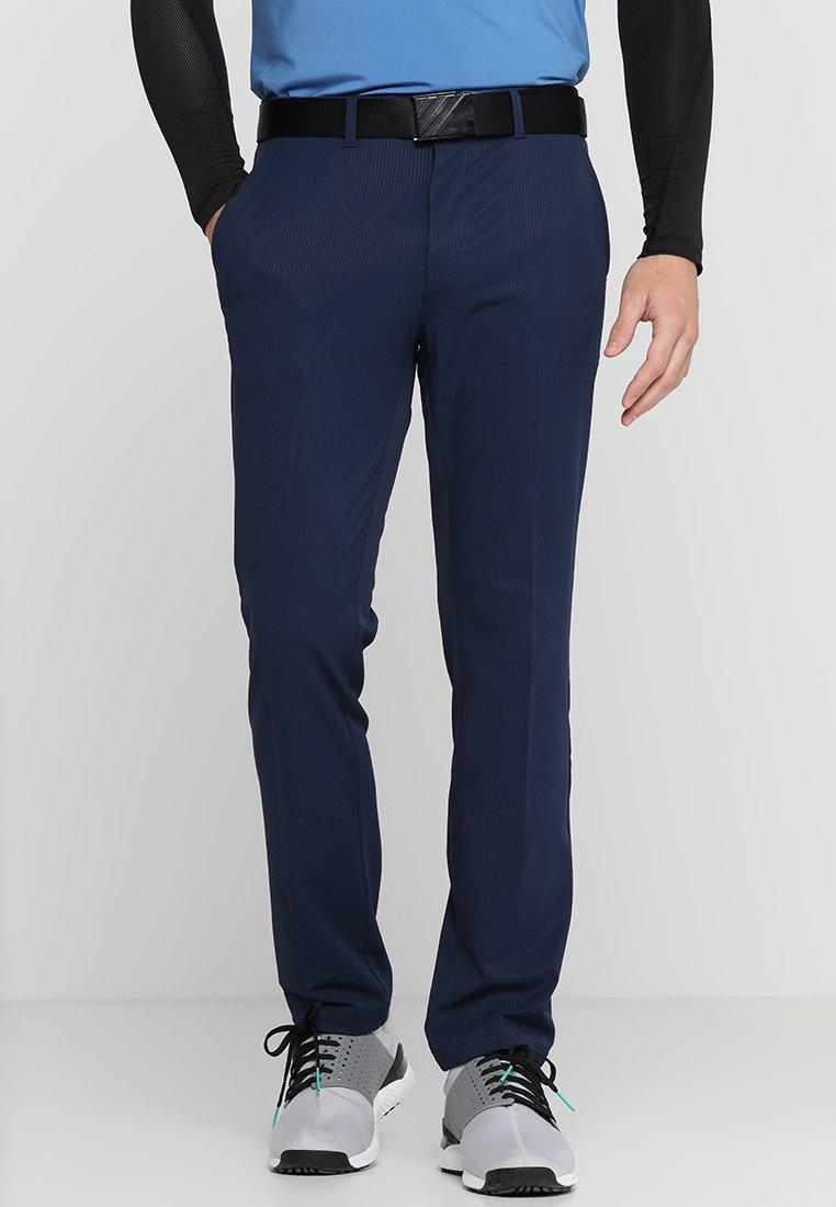 adidas Golf - ULTIMATE TECH PANTS - Pantalones - collegiate navy