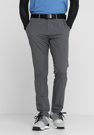 TAPERED PANTS - Chinos - grey five
