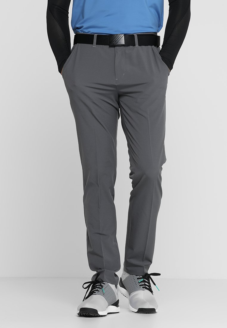 adidas Golf - TAPERED PANTS - Chinosy - grey five