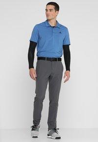 adidas Golf - TAPERED PANTS - Chino - grey five - 1