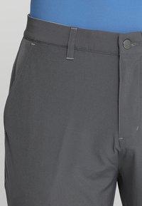 adidas Golf - TAPERED PANTS - Chino - grey five - 3