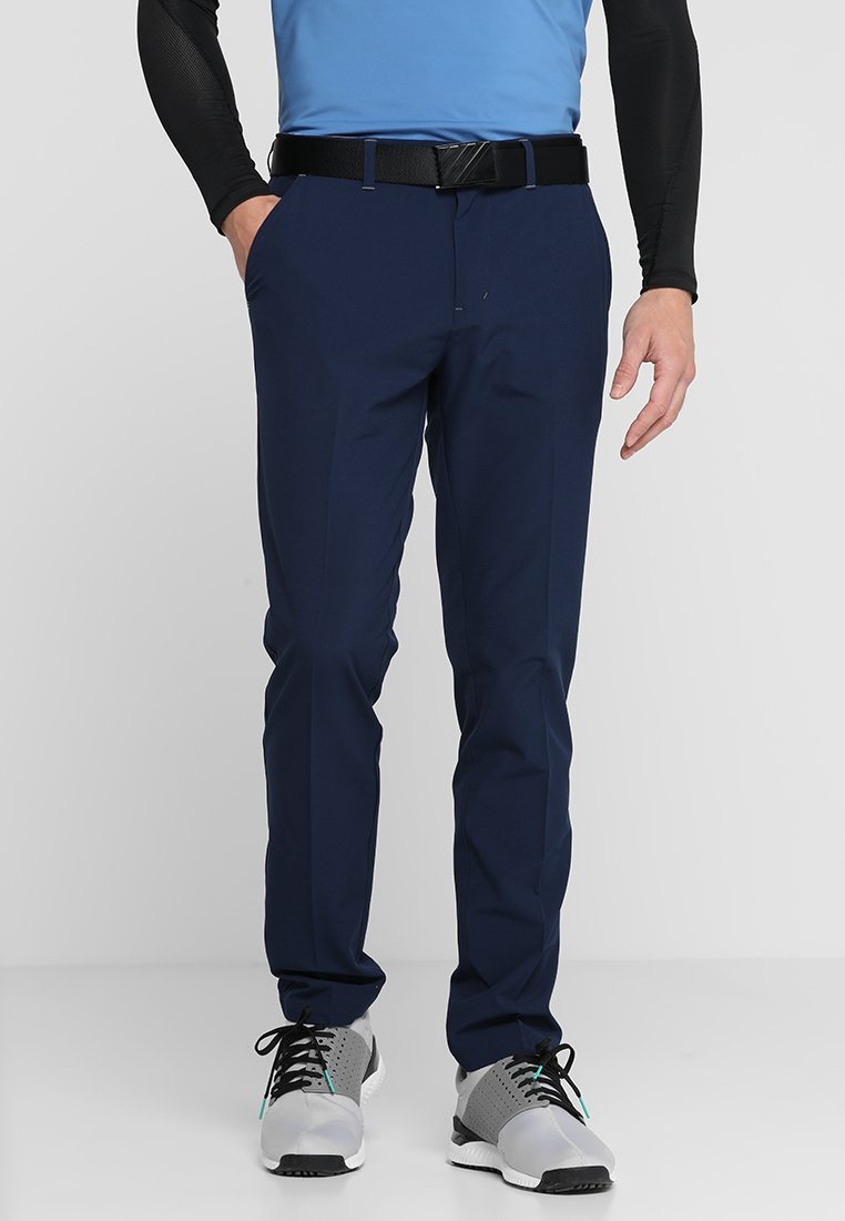 adidas Golf - TAPERED PANTS - Chino - collegiate navy