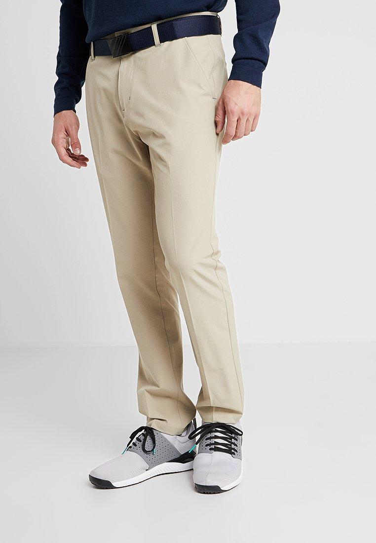 adidas Golf - TAPERED PANTS - Chinos - raw gold