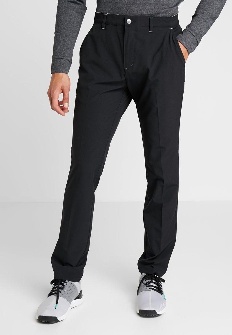 adidas Golf - TAPERED PANTS - Chinos - black