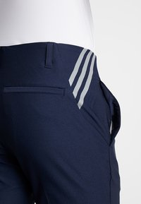 adidas Golf - ULTIMATE365 3 STRIPES TAPERED PANTS - Pantalons outdoor - collegiate navy - 4