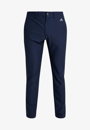 ULTIMATE365 3 STRIPES TAPERED PANTS - Outdoorové kalhoty - collegiate navy