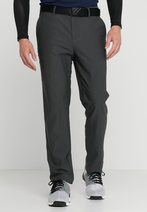 ADIPURE TECH PANTS - Tygbyxor - carbon
