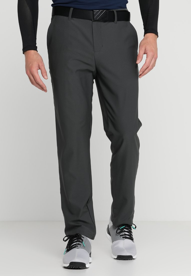 adidas Golf - ADIPURE TECH PANTS - Stoffhose - carbon