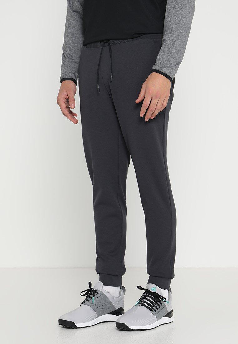 adidas Golf - ADICROSS RANGE JOGGER PANTS - Tracksuit bottoms - carbon
