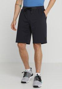 adidas Golf - ADICROSS PRIMEKNIT TRANSITION SHORTS - kurze Sporthose - carbon - 0
