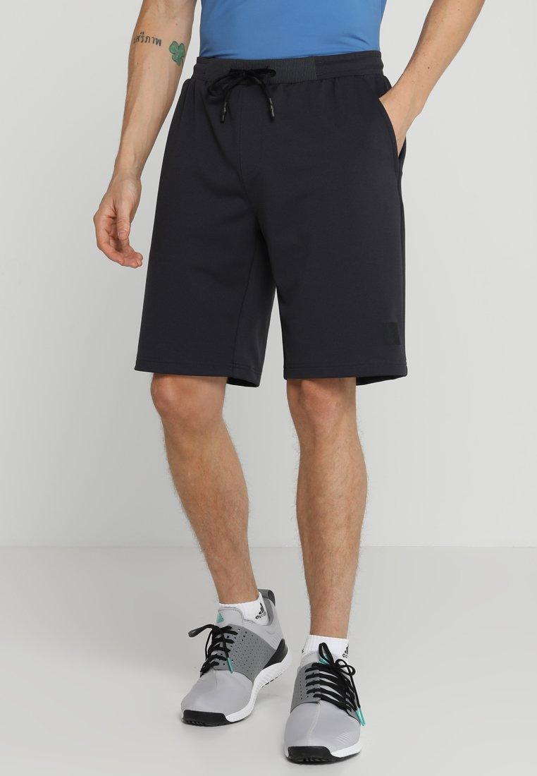 adidas Golf - ADICROSS PRIMEKNIT TRANSITION SHORTS - kurze Sporthose - carbon