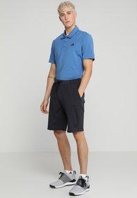 adidas Golf - ADICROSS PRIMEKNIT TRANSITION SHORTS - kurze Sporthose - carbon - 1