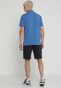 adidas Golf - ADICROSS PRIMEKNIT TRANSITION SHORTS - kurze Sporthose - carbon - 2