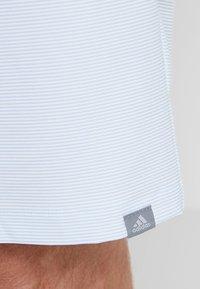 adidas Golf - STRIPE - Short de sport - glow blue - 4