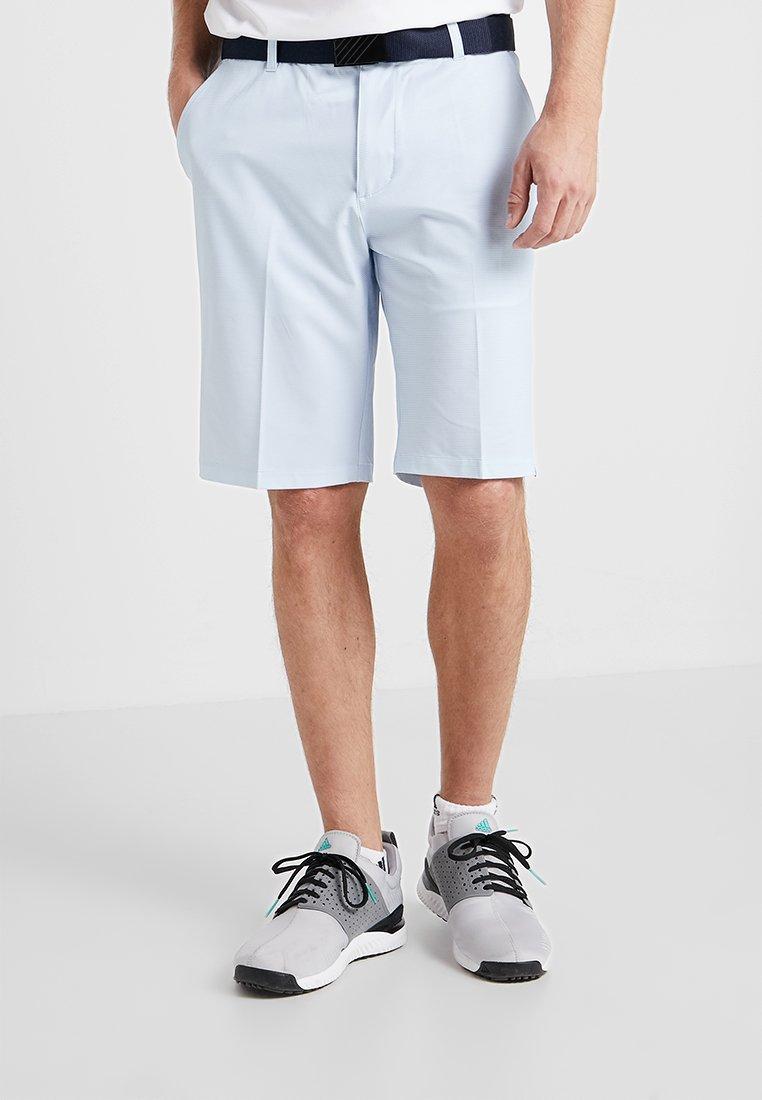 adidas Golf - STRIPE - Short de sport - glow blue