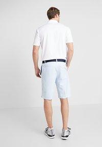 adidas Golf - STRIPE - Short de sport - glow blue - 2