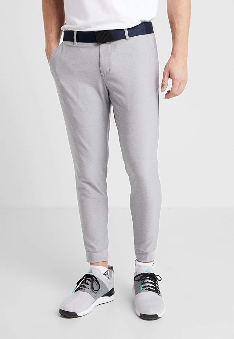 adidas Golf - JOGGER - Tracksuit bottoms - grey